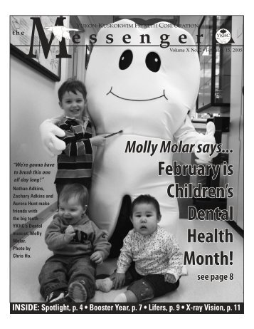 February - Yukon-Kuskokwim Health Corporation
