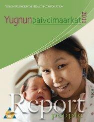Download pdf for self-printing - Yukon-Kuskokwim Health Corporation