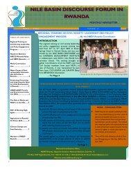 5. Newsletter Vol. 5 - NBDF Rwanda
