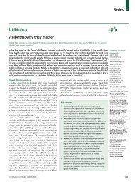 1. Stillbirths: why they matter - ResearchGate