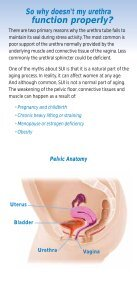 Stress Urinary Incontinence in Women - Page 7