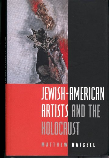 Jewish Americans Holocaust (pdf 1.2 MB) - Ellen Rothenberg
