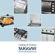 Catálogo de Produtos - Suggar