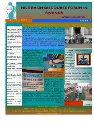 7. Newsletter Vol. 7 - NBDF Rwanda