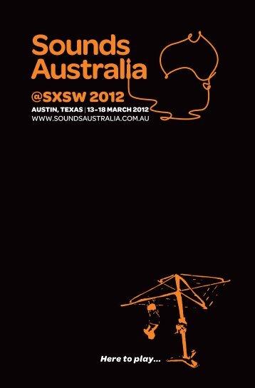 Download pdf - Sounds Australia