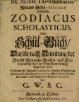 M. Martini Haucken, Weiland Schul-Rectoris zu Colditz, Zodiacus ... - Seite 5