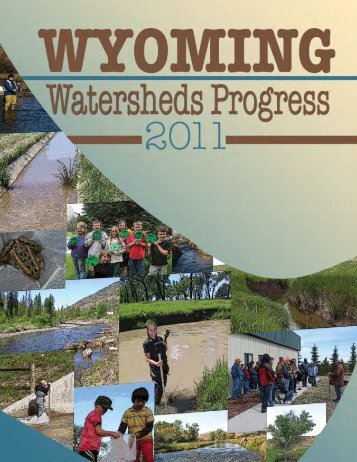 2011 Watershed Report.indd - Wyoming Association of ...