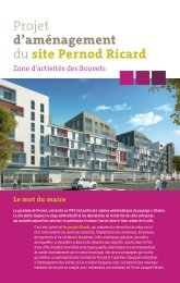 site Pernod Ricard - Créteil