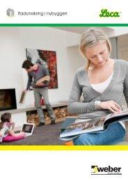 radon-brochure.pdf, Sider 1-5 - Weber