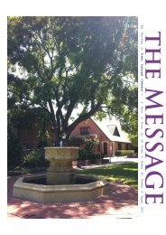 to download the August Message - Trinity Episcopal Cathedral