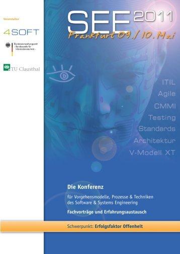 Die Konferenz - SEE Conf 2011