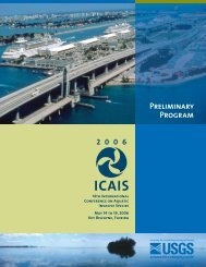 PREliMiNARy PRoGRAM - ICAIS