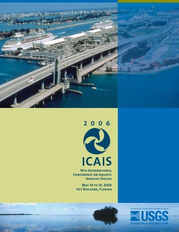Hosted by the United States Geological Survey - ICAIS