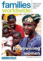 Families Worldwide - MU Sydney