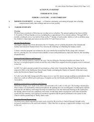 St. Luke's Parish Action Plan Report For 2007 - St. Luke's Anglican ...