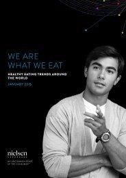 Nielsen Global Health and Wellness Report - January 2015