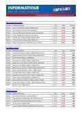 Grafische kaarten NVIDIA Grafische kaarten ATI ... - Informatique - Page 4