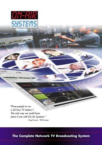 On-Air Turnkey System