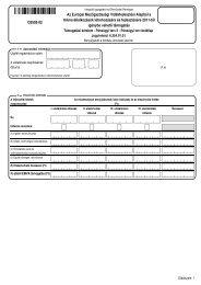 Pénzügyi terv betétlap - MVH.gov.hu
