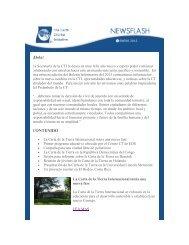 Â¡Hola! CONTENIDO - Earth Charter Initiative