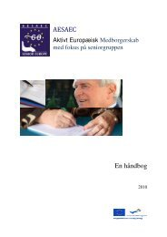 En håndbog AESAEC