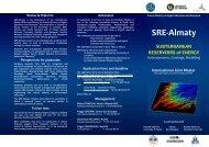 SRE-Almaty - Main page
