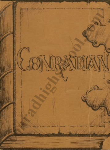 1942 Conradian Yearbook - Henry C. Conrad High School