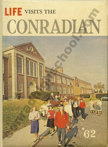 1962 Conradian Yearbook - Henry C. Conrad High School
