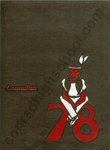 1978 Conradian Yearbook - Henry C. Conrad High School