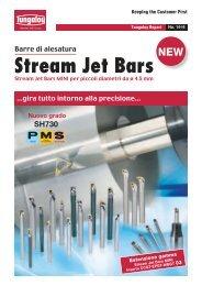 Stream Jet Bars MINI