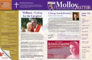 Spring and Summer 2012 - Molloy College