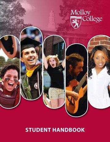 Student Handbook - Molloy College