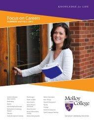 Focus on Careers - Molloy College