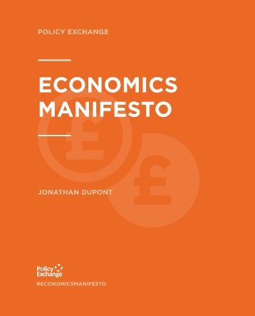economics manifesto