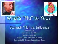 """What's """"Flu"""" to You?"""