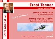 Ernst Tanner - FCGW