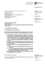Sächsischer Landtag Vorsitzende des Ausschusses für Soziales ...