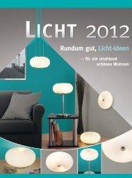 licht 2012 - Skylight Lampen