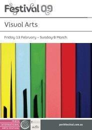 Visual Arts - 2009 - Perth International Arts Festival