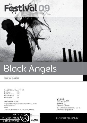 Event Program - 2009