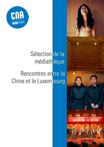 Journée du livre 2013: rencontre Chine et Luxembourg - CNA
