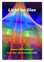 LEDs im Glas - Schwille Elektronik