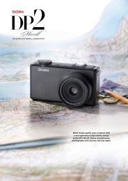 SIGMA DP2 Merrill brochure 2012