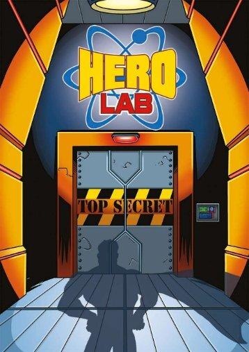Hero-Lab-Comic-Issue-1