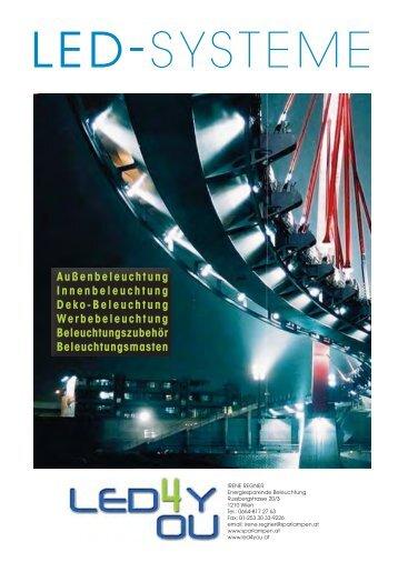 LED Technologie - Irene REGNER