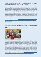 WEEKLY BULLETIN: 20 FEBRUARY 2015 - Page 6