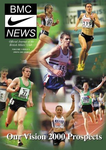 BMC NEWS - British Milers Club