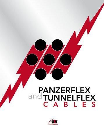 NSHTOU-J PANZERFLEX - FESTOONFLEX - TUNNELFLEX ( reeling cables)