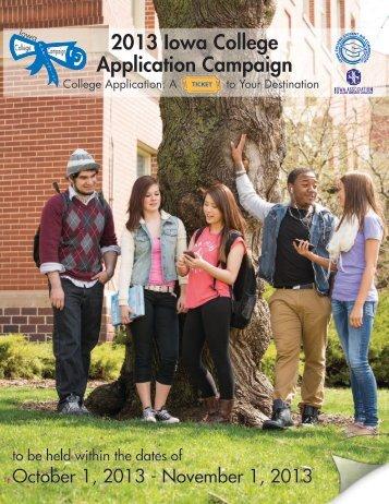 Site Coordinator Handbook - Iowa College Student Aid Commission