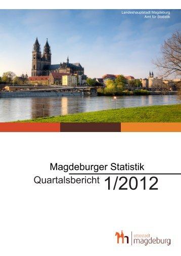 Statistischer Quartalsbericht 1/2012